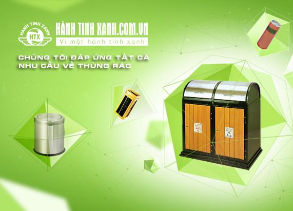 Thùng rác nhựa HDPE, Thùng rác nhựa Composite