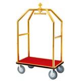 Xe đẩy hành lý khách sạn D8