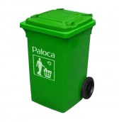 Thùng rác nhựa HDPE 80L