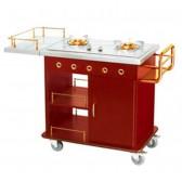 Tủ bếp di động cao cấp WY-32
