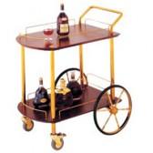 Kệ bầy rượu có bánh xe WY-55
