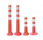 Cọc tiêu giao thông PVC