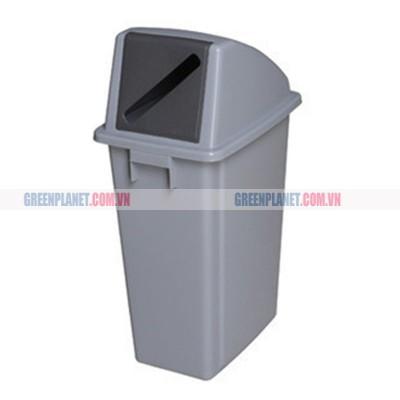 Thùng rác nhựa HDPE đựng giấy vụn
