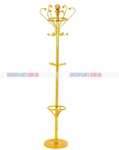 Cột móc treo quần áo di động inox H21-A