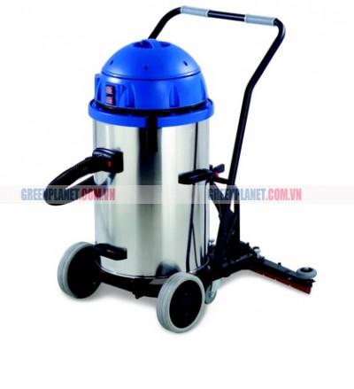 Máy đẩy hút bụi hút nước chuyên dụng