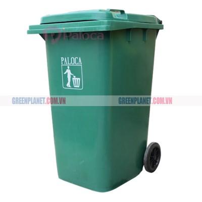 Thùng rác công cộng 240 lít