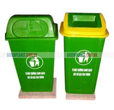 Thùng rác nhựa 90 lít