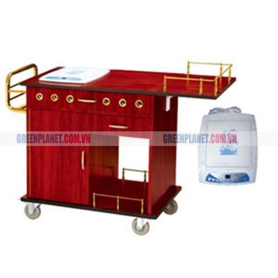 Xe phục vụ bàn có bếp từ di động WY-29
