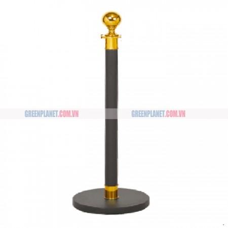 Hàng rào cột ngăn di động có dây chắn G28M
