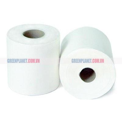 Giấy vệ sinh cuộn tròn giá rẻ
