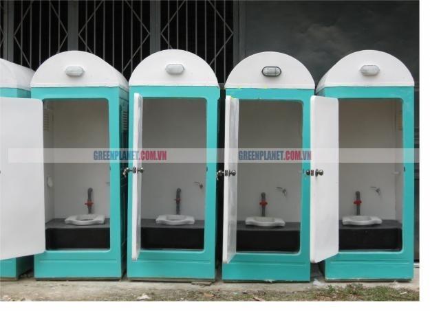 Nhà vệ sinh di động