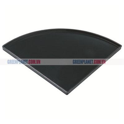 Khay nhựa hình tam giác góc