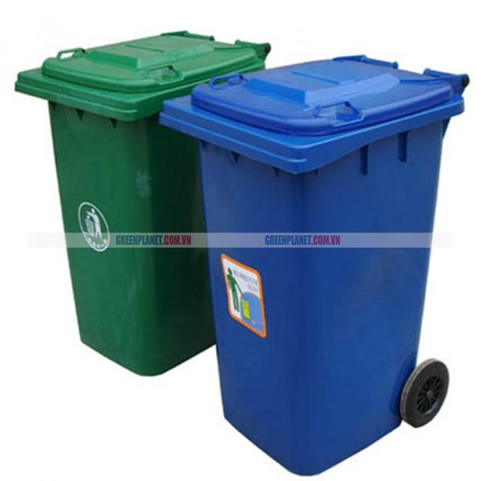 Thùng rác công nghiệp nhập khẩu