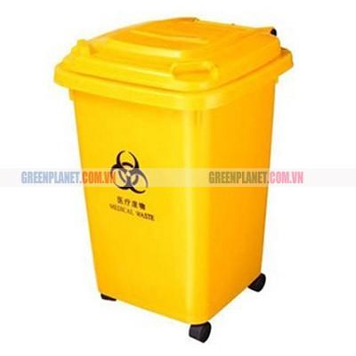 Thùng rác y tế  90 lít