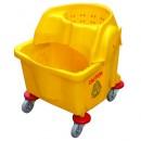 Xe lau nhà vắt nước tròn
