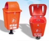 Thùng đựng rác nhựa công cộng HDPE