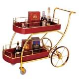 Tủ rượu đẹp có bánh xe WY-57