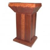 Bục phát biểu gỗ cao cấp