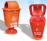 Thùng rác nhựa hàng Việt Nam giá rẻ