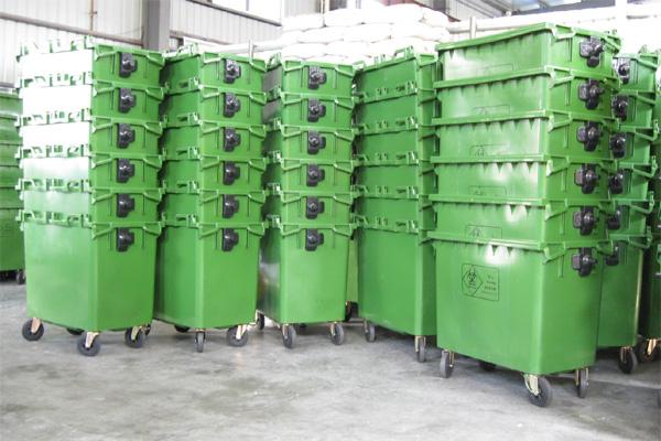 Địa chỉ bán thùng rác Hậu Giang