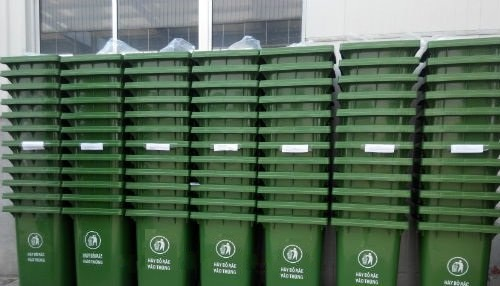 Đại lý thùng rác tại Tuyên Quang