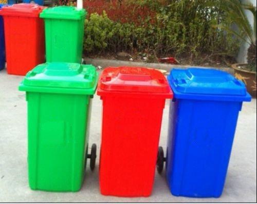 Thùng rác tại Vĩnh Long