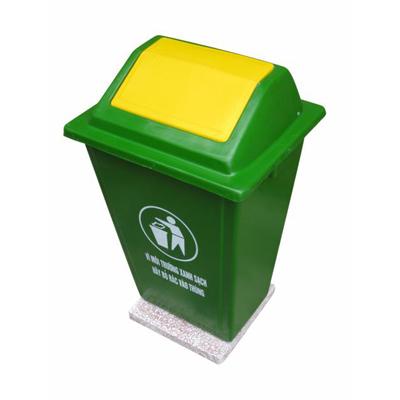Thanh lý 5 mẫu thùng rác nhựa tồn kho đẹp như mới