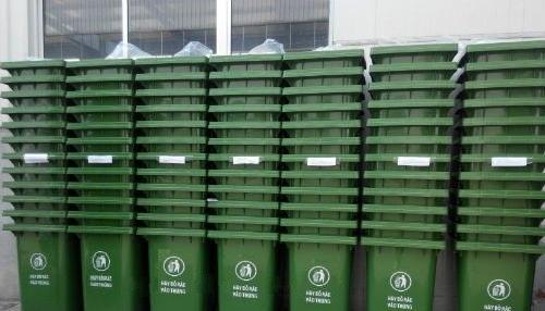 Đại lý thùng rác tại Trà Vinh
