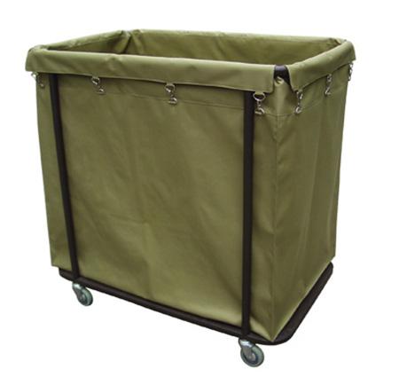 Xe đẩy đồ giặt là khung thép phun sơn