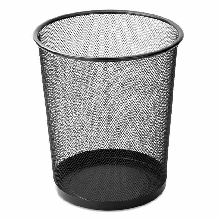 thùng rác lưới