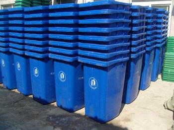 Đại lý thùng rác tại Tiền Giang
