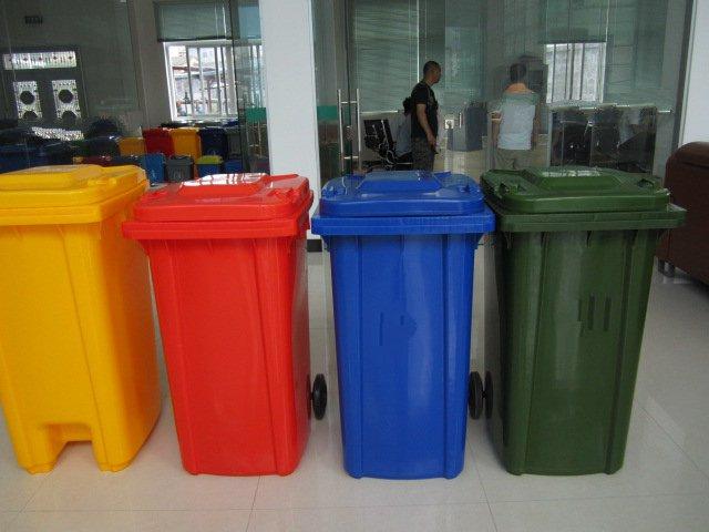 Thùng rác tại Hải Dương