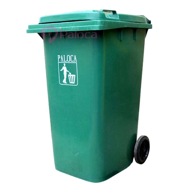 Thùng rác nhựa công cộng nhập khẩu