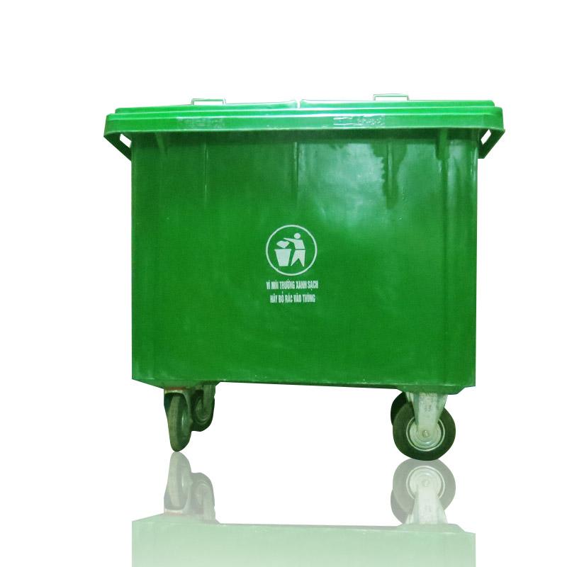 Địa chỉ bán thùng rác composite chống cháy giá rẻ tại TPHCM.